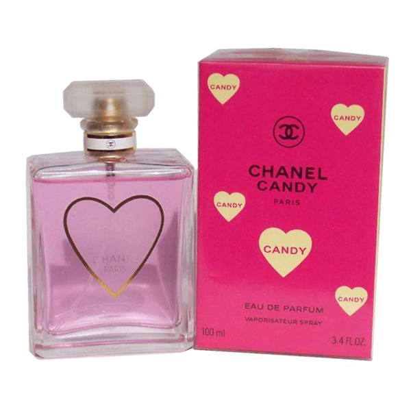 Chanel Candy — парфюмированная вода 100ml для женщин лицензия (lux)