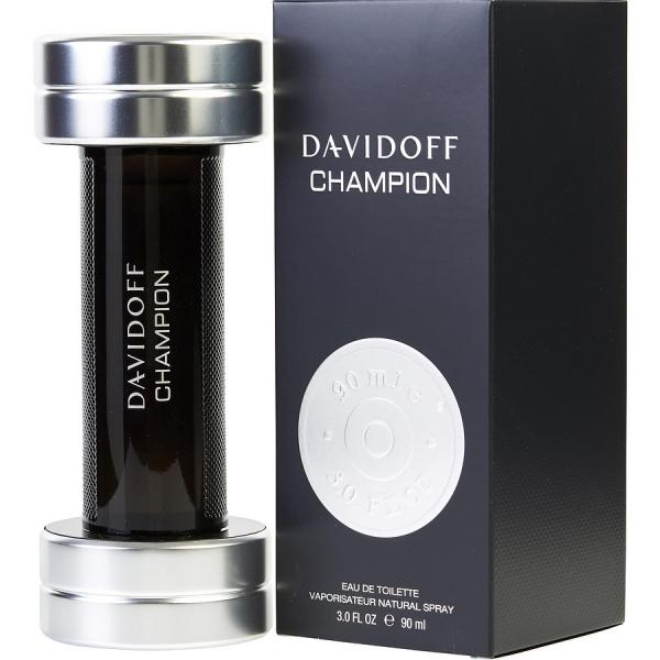 Davidoff Champion — туалетная вода 90ml для мужчин