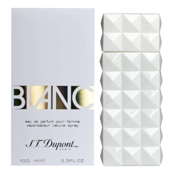 S. T. Dupont Blanc Femme — парфюмированная вода 100ml для женщин