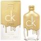 Calvin Klein CK One Gold — туалетная вода 50ml унисекс