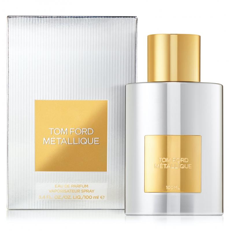 Tom Ford Metallique — парфюмированная вода 100ml для женщин