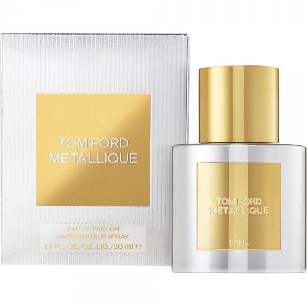Tom Ford Metallique — парфюмированная вода 50ml для женщин