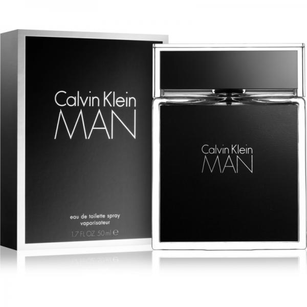 Calvin Klein Man — туалетная вода 50ml для мужчин