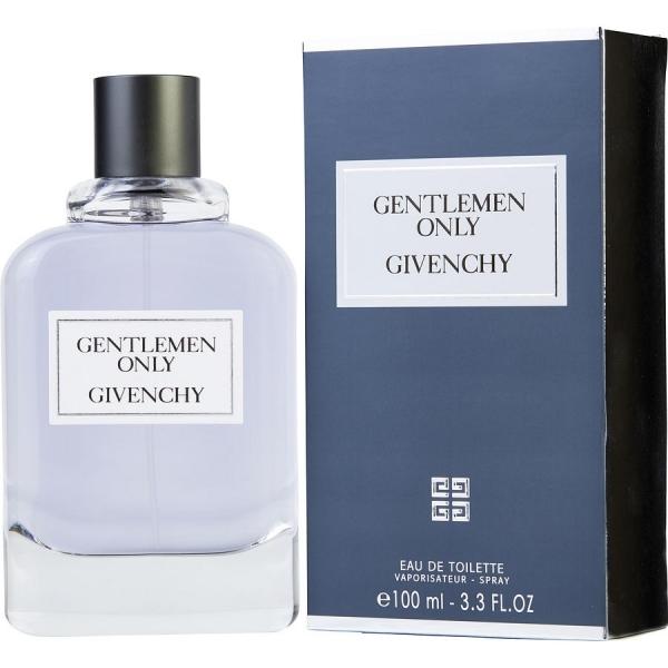 Givenchy Gentlemen Only — туалетная вода 100ml для мужчин