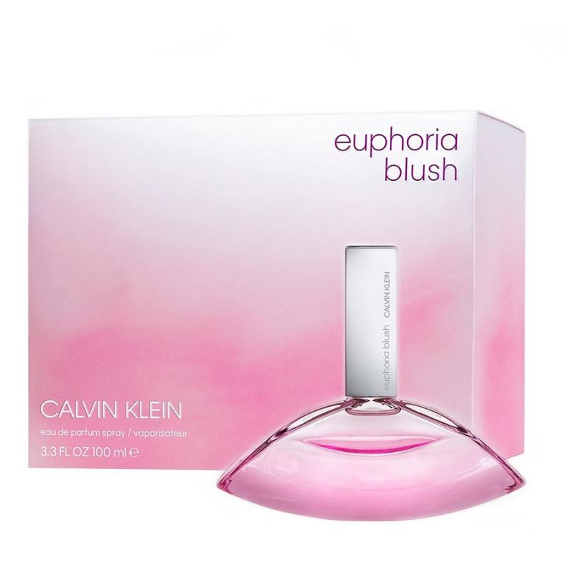 Calvin Klein Euphoria Blush — парфюмированная вода 100ml для женщин
