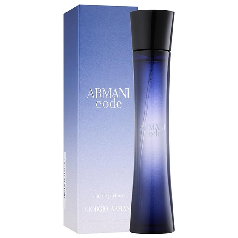 Giorgio Armani Code — парфюмированная вода 75ml для женщин