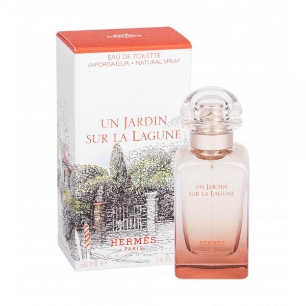 Hermes Un Jardin Sur La Laguna — туалетная вода 50ml унисекс