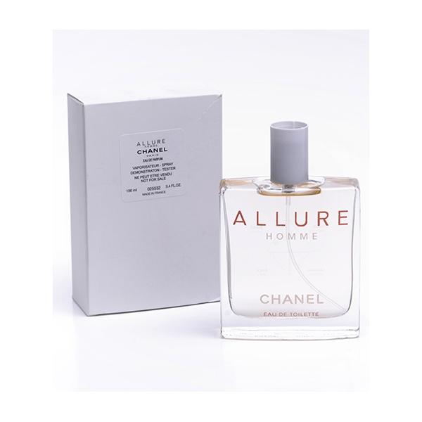 Chanel Allure Homme — туалетная вода 100ml для мужчин ТЕСТЕР ЛИЦЕНЗИЯ LUX