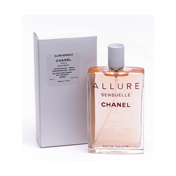 Chanel Allure Sensuelle — туалетная вода 100ml для женщин ТЕСТЕР ЛИЦЕНЗИЯ LUX