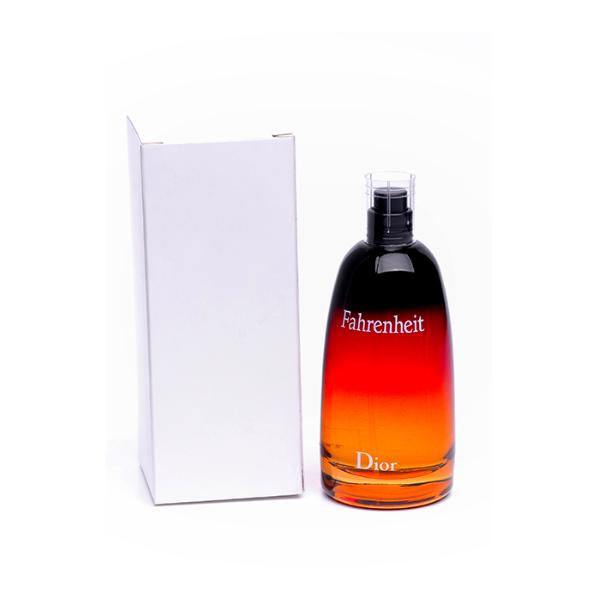 Christian Dior Fahrenheit — туалетная вода 100ml для мужчин ТЕСТЕР ЛИЦЕНЗИЯ LUX