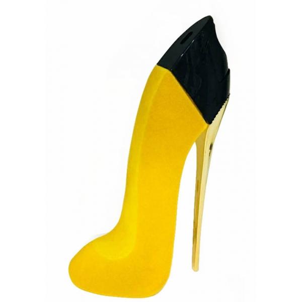 Carolina Herrera Good Girl Yellow — парфюмированная вода 80ml для женщин ТЕСТЕР ЛИЦЕНЗИЯ LUX