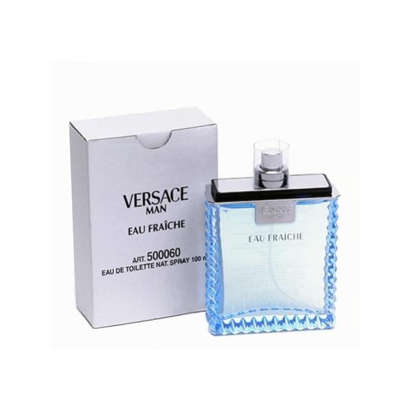 Versace Man Eau Fraiche — туалетная вода 100ml для мужчин ТЕСТЕР ЛИЦЕНЗИЯ LUX