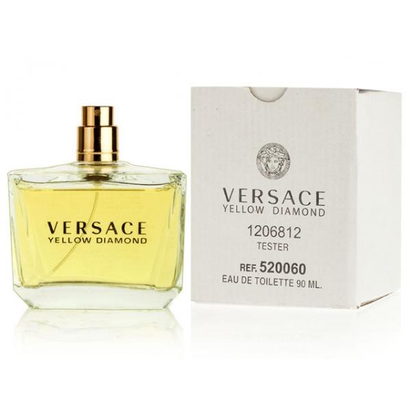Versace Yellow Diamond — туалетная вода 90ml для женщин ТЕСТЕР ЛИЦЕНЗИЯ LUX
