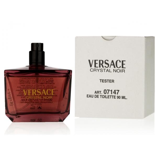 Versace Crystal Noir — туалетная вода 90ml для женщин ТЕСТЕР ЛИЦЕНЗИЯ LUX