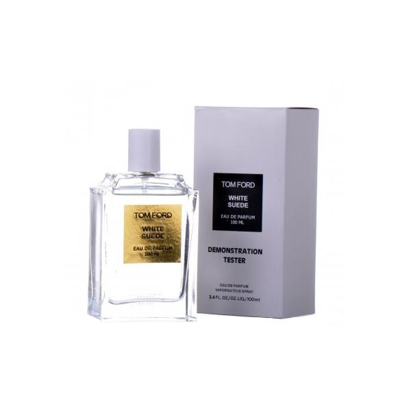 Tom Ford White Suede — парфюмированная вода 100ml для женщин ТЕСТЕР ЛИЦЕНЗИЯ LUX