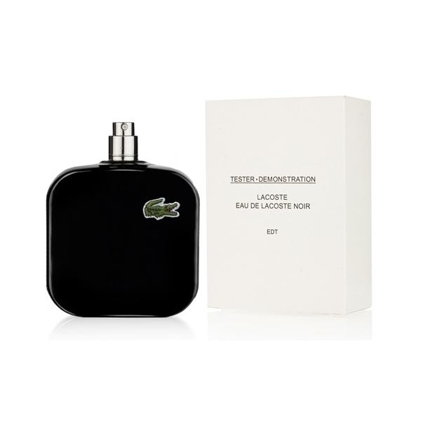 Lacoste Eau De Lacoste L.12.12 Noir — туалетная вода 100ml для мужчин ТЕСТЕР ЛИЦЕНЗИЯ LUX