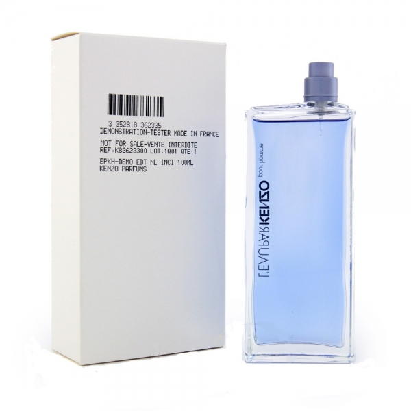 Kenzo L`eau Par pour homme — туалетная вода 100ml для мужчин ТЕСТЕР ЛИЦЕНЗИЯ LUX