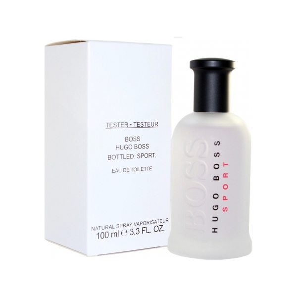 Hugo Boss Bottled Sport — туалетная вода 100ml для мужчин ТЕСТЕР ЛИЦЕНЗИЯ LUX