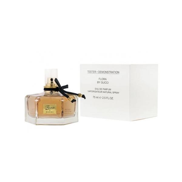 Gucci Flora By Gucci — парфюмированная вода 75ml для женщин ТЕСТЕР ЛИЦЕНЗИЯ LUX