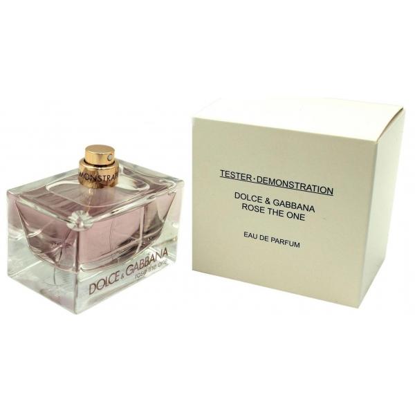 Dolce & Gabbana Rose The One — парфюмированная вода 75ml для женщин ТЕСТЕР ЛИЦЕНЗИЯ LUX