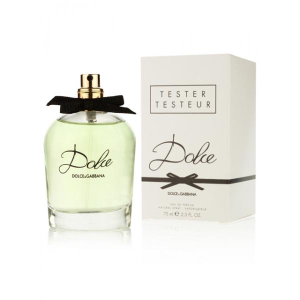 Dolce & Gabbana Dolce — парфюмированная вода 75ml для женщин ТЕСТЕР ЛИЦЕНЗИЯ LUX