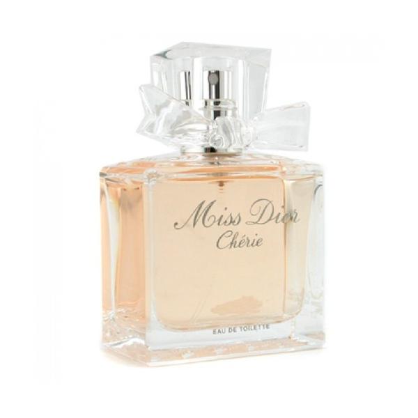 Christian Dior Miss Dior Cherie — туалетная вода 100ml для женщин ТЕСТЕР ЛИЦЕНЗИЯ LUX