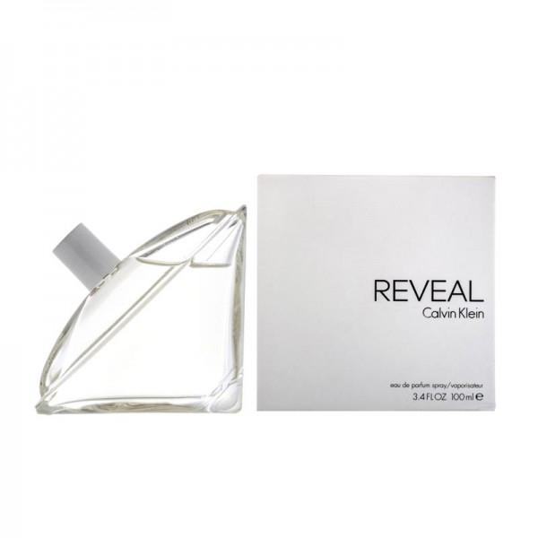 Calvin Klein Reveal — парфюмированная вода 100ml для женщин ТЕСТЕР ЛИЦЕНЗИЯ LUX