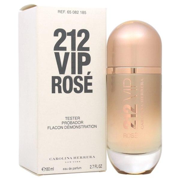 Carolina Herrera 212 Vip Rose — парфюмированная вода 100ml для женщин ТЕСТЕР ЛИЦЕНЗИЯ LUX