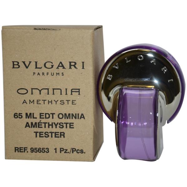 Bvlgari Omnia Amethyste — туалетная вода 65ml для женщин ТЕСТЕР ЛИЦЕНЗИЯ LUX