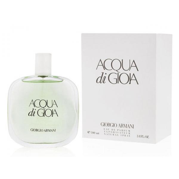 Giorgio Armani Acqua di Gioia — парфюмированная вода 100ml для женщин ТЕСТЕР ЛИЦЕНЗИЯ LUX