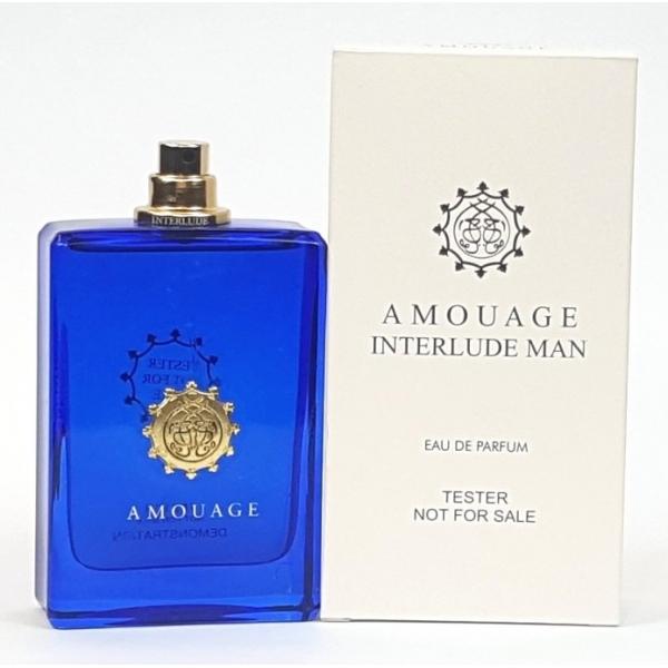 Amouage Interlude — парфюмированная вода 100ml для мужчин ТЕСТЕР ЛИЦЕНЗИЯ LUX
