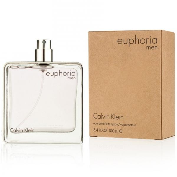 Calvin Klein Euphoria For Men — туалетная вода 100ml для мужчин ТЕСТЕР ЛИЦЕНЗИЯ LUX