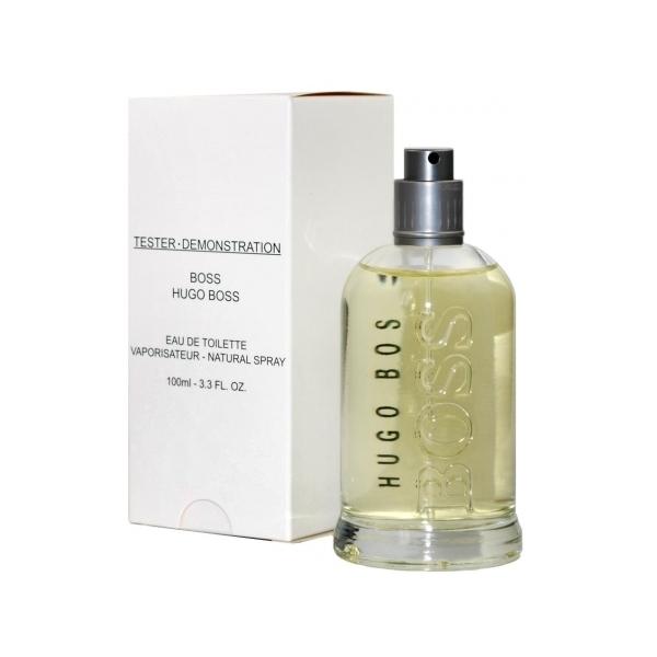 Hugo Boss Bottled — туалетная вода 100ml для мужчин ТЕСТЕР ЛИЦЕНЗИЯ LUX