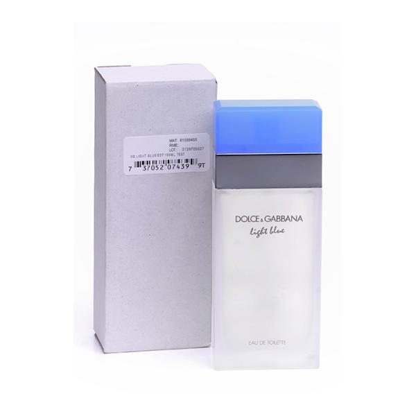 Dolce & Gabbana Light Blue — туалетная вода 100ml для женщин ТЕСТЕР ЛИЦЕНЗИЯ LUX