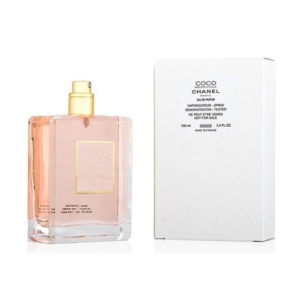 Chanel Coco Mademoiselle — парфюмированная вода 100ml для женщин ТЕСТЕР ЛИЦЕНЗИЯ LUX