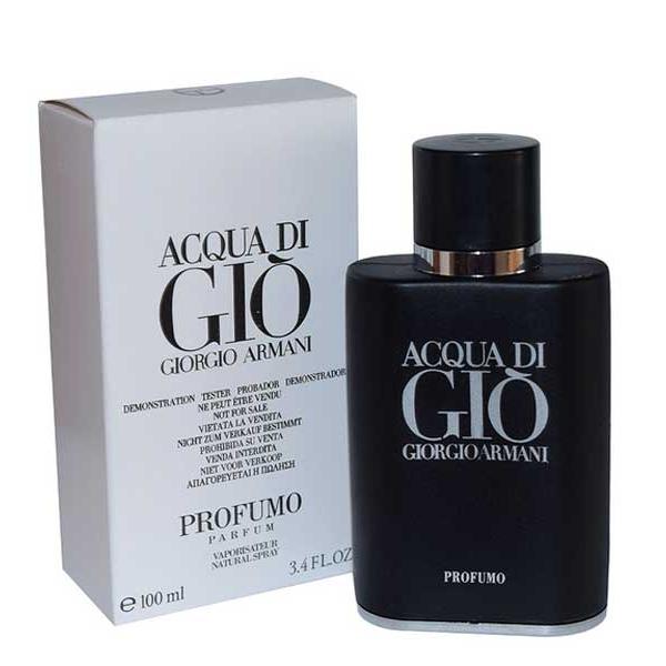 Giorgio Armani Acqua di Gio Profumo — туалетная вода 100ml для мужчин ТЕСТЕР ЛИЦЕНЗИЯ LUX