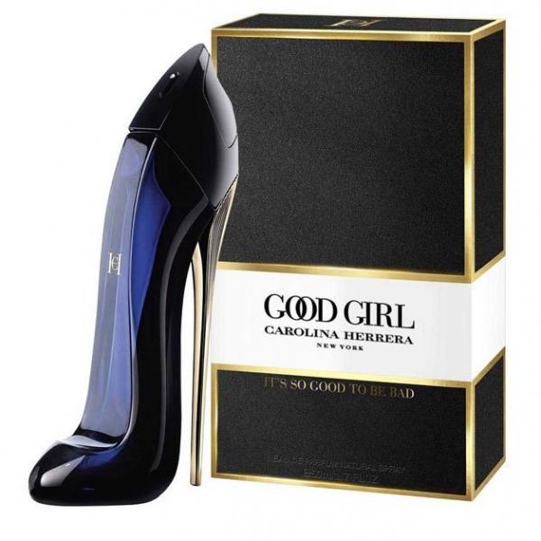 Carolina Herrera Good Girl — парфюмированная вода 80ml для женщин лицензия (lux) Бархатная упаковка