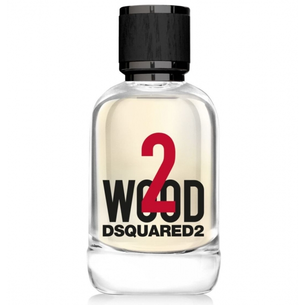 Dsquared2 2 Wood — туалетная вода 50ml унисекс