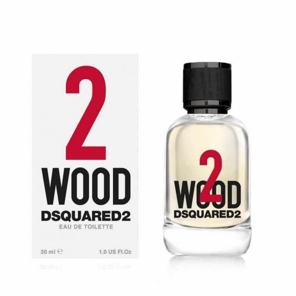 Dsquared2 2 Wood — туалетная вода 30ml унисекс