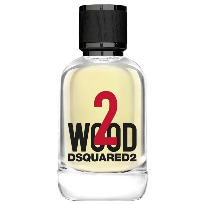 Dsquared2 2 Wood — туалетная вода 100ml унисекс ТЕСТЕР