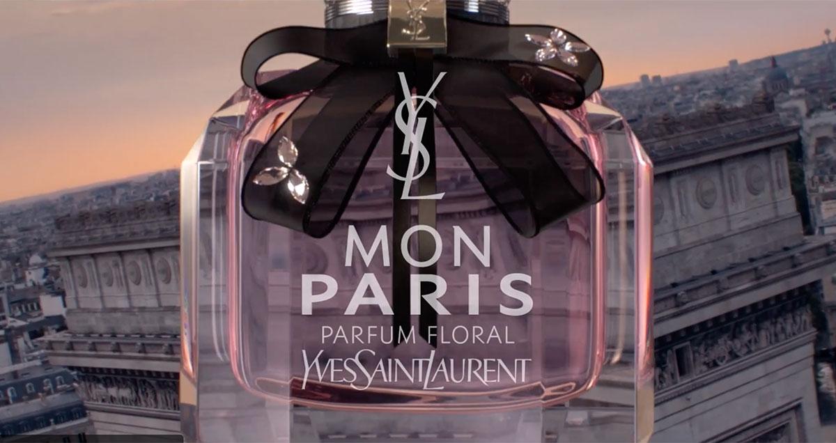 YSL Mon Paris Parfum Floral купить в Украине с доставкой