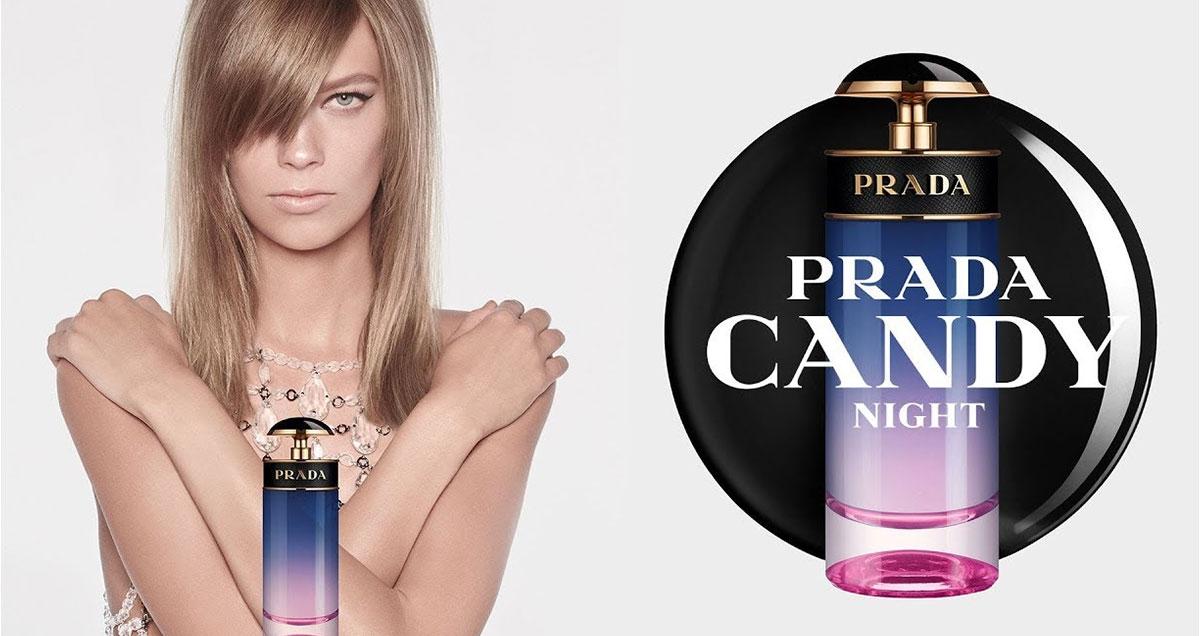 Купить парфюмированную воду Prada Candy Night Украина, Киев, Одесса, Львов, Запорожье