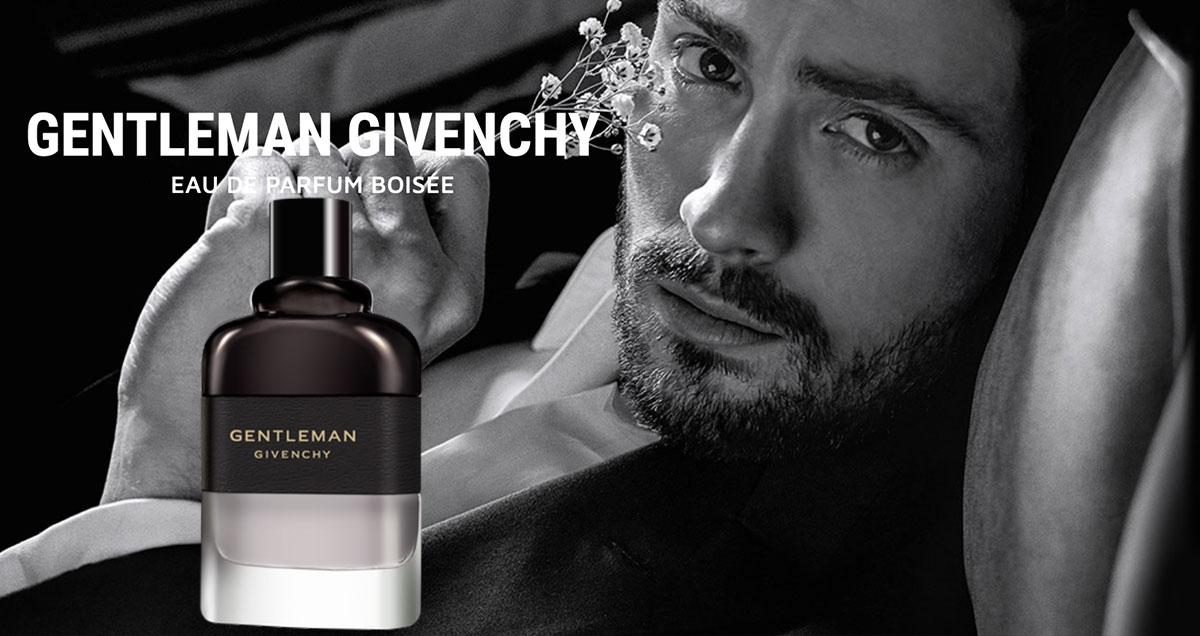 Купить Givenchy Gentleman Boisee — арфюмированная вода для мужчин Киев, Днепр, Львов, Одесса, Запорожье