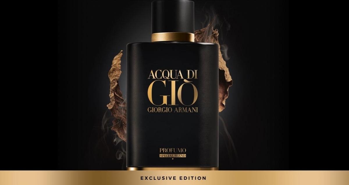 Giorgio Armani Acqua di Gio Profumo Special Blend парфюмированная вода для мужчин купить в Украине - aromatik.com.ua