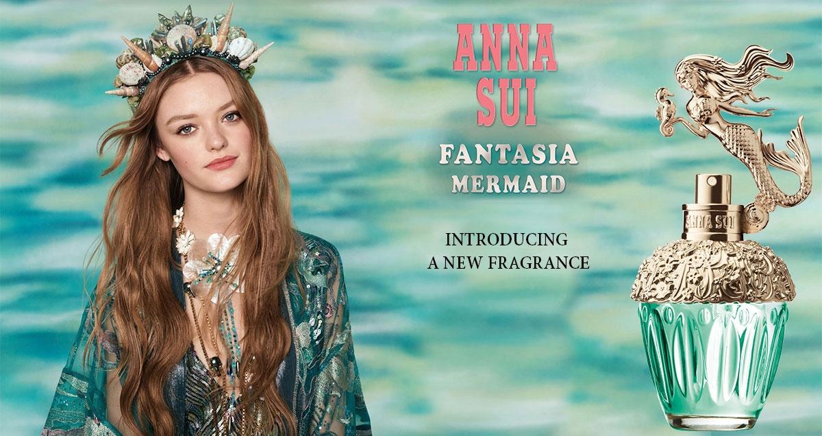 Куить Anna Sui Fantasia Mermaid туалетная вода для женщин Киев, Одесса, Днепр, Запорожье, Луцк