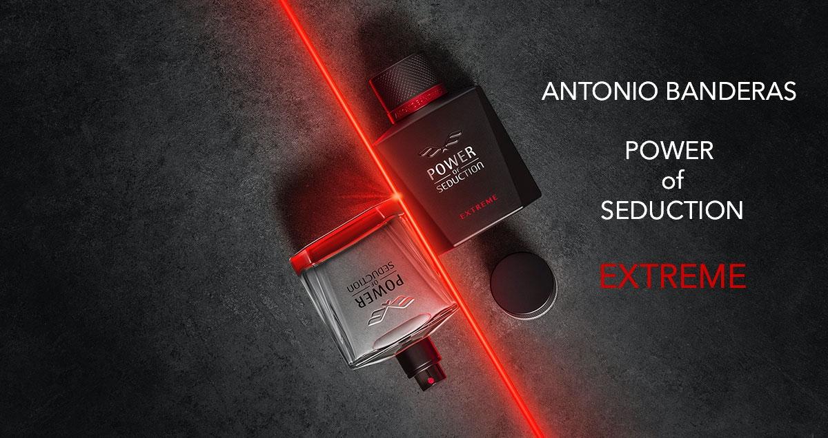 купить туалетную воду Antonio Banderas Power of Seduction Extreme Украина, Киев, Одесса, Львов, Запорожье