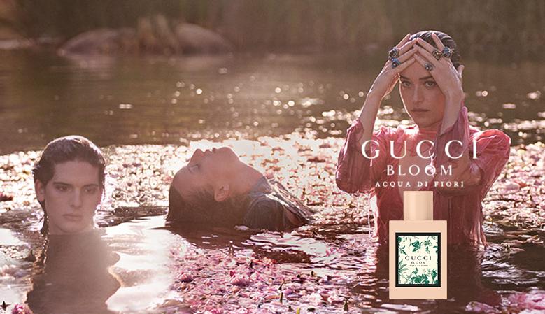 Купить духи Gucci Bloom Acqua di Fiori с доставкой по всей Украине | Aromatik