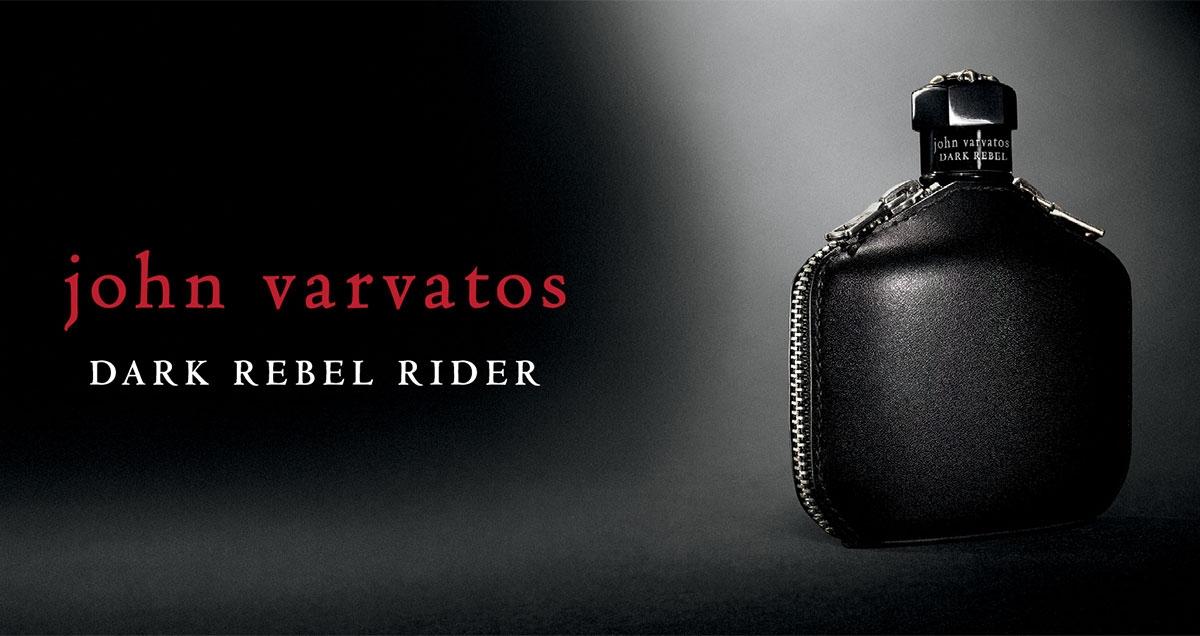 Купить John Varvatos Dark Rebel Rider — туалетная вода для мужчин Киев, Днепр, Львов, Одесса, Запорожье
